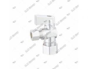 quarter turn angle ball valve 58u2033 od comp x 14u2033 od comp
